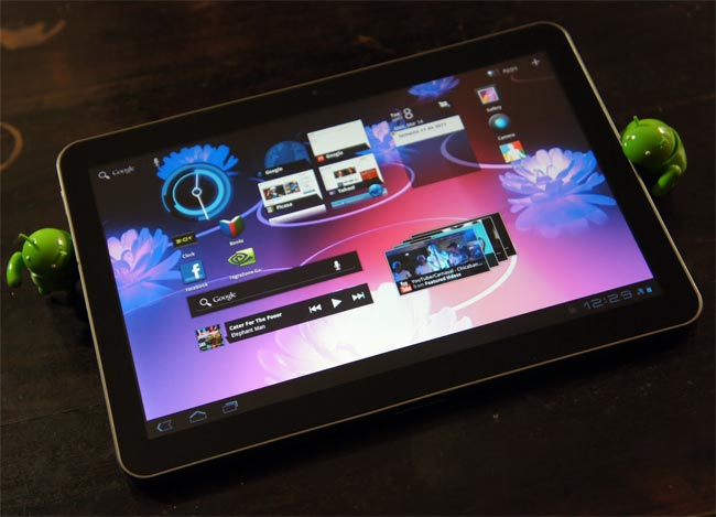 Gadget and Technology: Manual Proxy Settings in Samsung Galaxy Tab 10 1