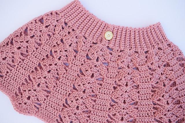 3 - Crochet imagen Falda a crochet para todas las tallas ganchillo paso a paso facil sencillo por Majovel Crochet