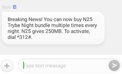 Updated Airtel Night Plan 2020: Get 250MB for N25 and 1GB for N100