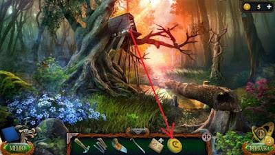 желтая кнопка из сумки в игре затерянные земли 4 скиталец