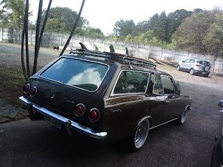 caravan do Tiago japonês