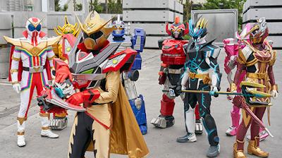 Kikai Sentai Zenkaiger Episode 20 Preview