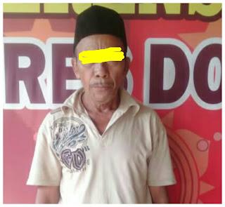 Bejat, Kakek Berusia 62 Tahun Diduga Cabuli dan Setubuhi Cucu Tirinya di Jala Hu'u