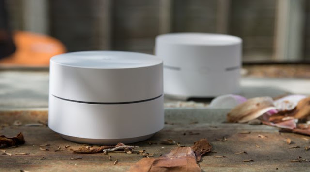 Google WiFi For His/Her Smartphone