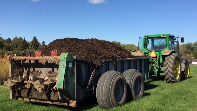 manure fixed nutrient content