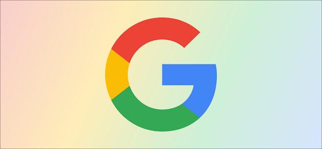 شعار جوجل.