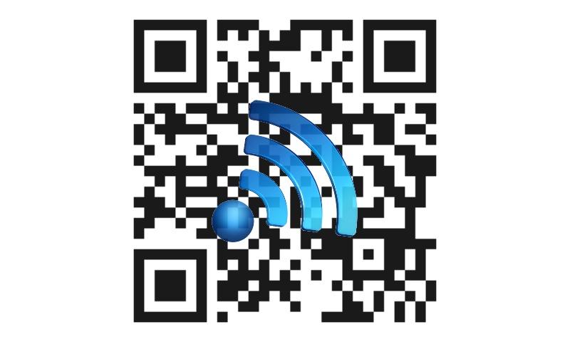 Pasos para compartir WiFi vía código QR