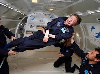 Stephen Hawking, renowned science communicator