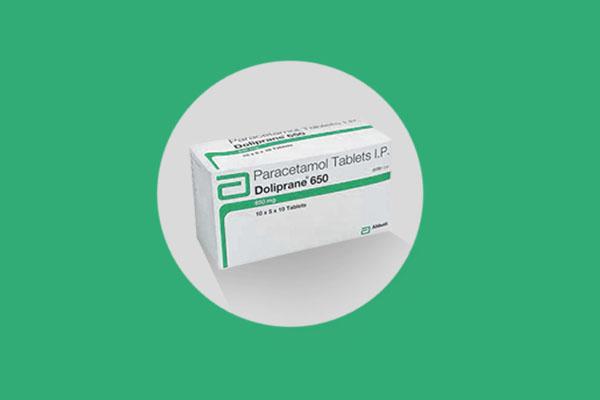 Kegunaan atau Fungsi Acetamol 650 MG