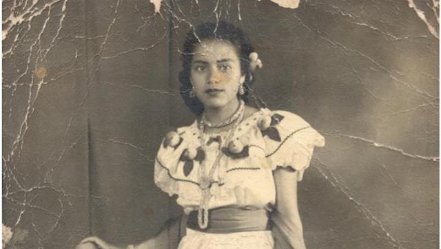 Traje Linda Zacateca, el traje representativo de Zacatlán