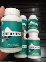 HERMUNO HERBAL ORIGINAL pengobatan melawan parasit dalam tubuh