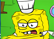 El restoran de bob esponja juego
