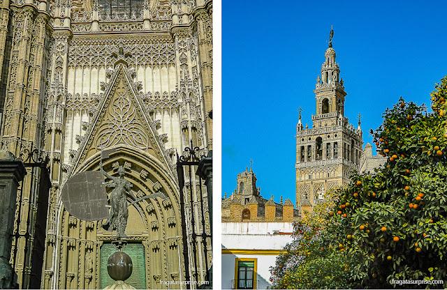 Sevilha, Andaluzia: Catedral de la Giralda