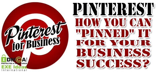 Pinterest: How You Can