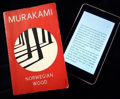 Norwegian Wood , Haruki Murakami