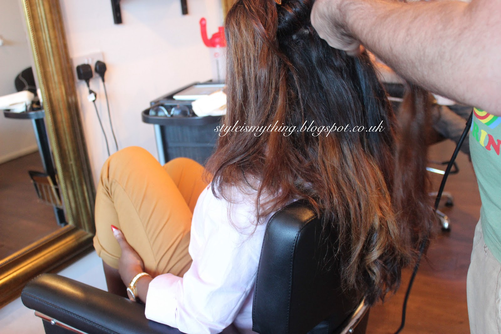 "Style is my thing: "" Brazilian Knots hair Extensions"