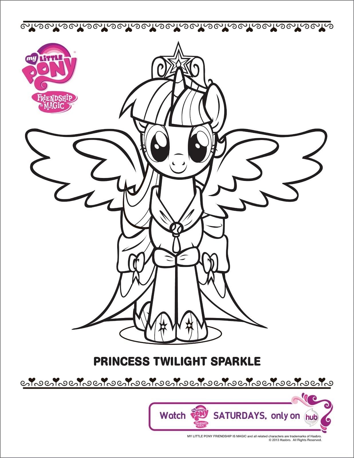 You 39 re Invited To A My Little Pony