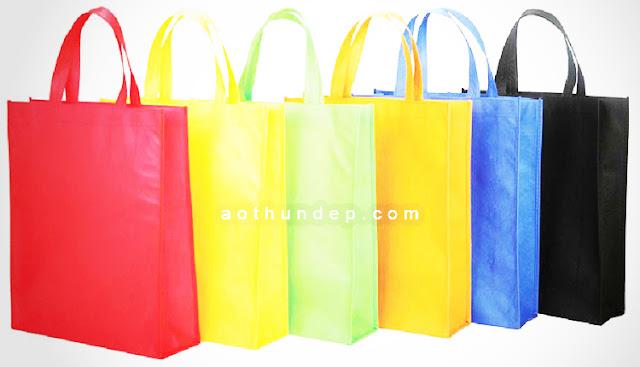 Non-Woven Cloth Bag also known as Environmental Cloth Bag