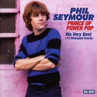 Phil Seymour's Prince of Power Pop