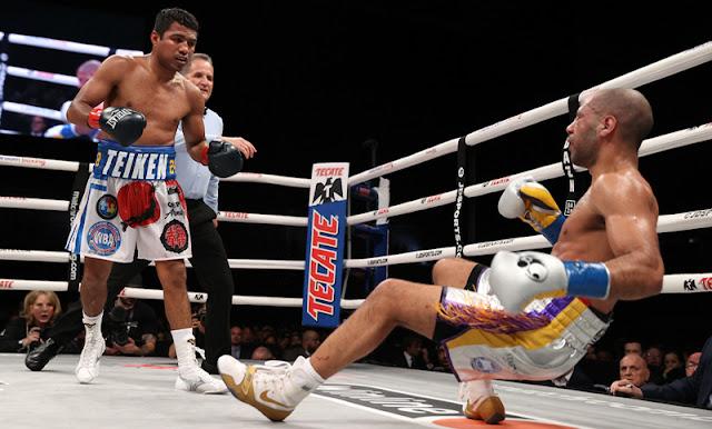 Roman Gonzalez drops Kal Yafai