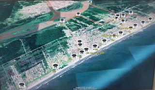 Município apresentou e COMTUR aprovou projeto Ilha Monitorada -Turismo Seguro - que inclui câmeras 24 horas