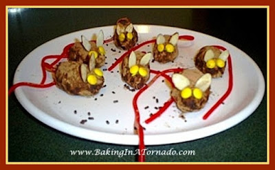 Yellow Eyed Mice | www.BakingInATornado.com | #recipe