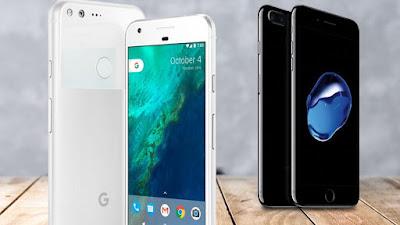 Phablet Google Pixel XL
