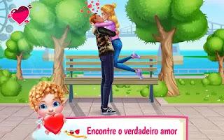 Meu Primeiro Beijo — A Missão Romântica do Cupido apk mod
