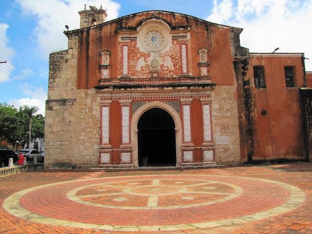 dominican convent zona colonial santo domingo dominican republic