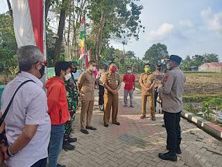 LKapolres Gowa Kunjungi Kampung Rewako di Jenetallasa, Ini Tujuannya