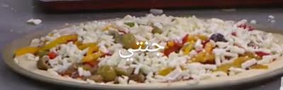 احلى بيتزا دجاج بالصلصه الايطاليه بالصور