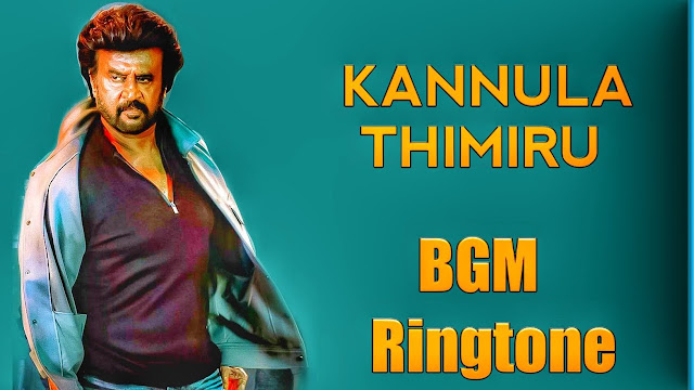 Darbar | Kannula Thimiru BGM | Background Theme Music | Anirudh - Mp3 Download