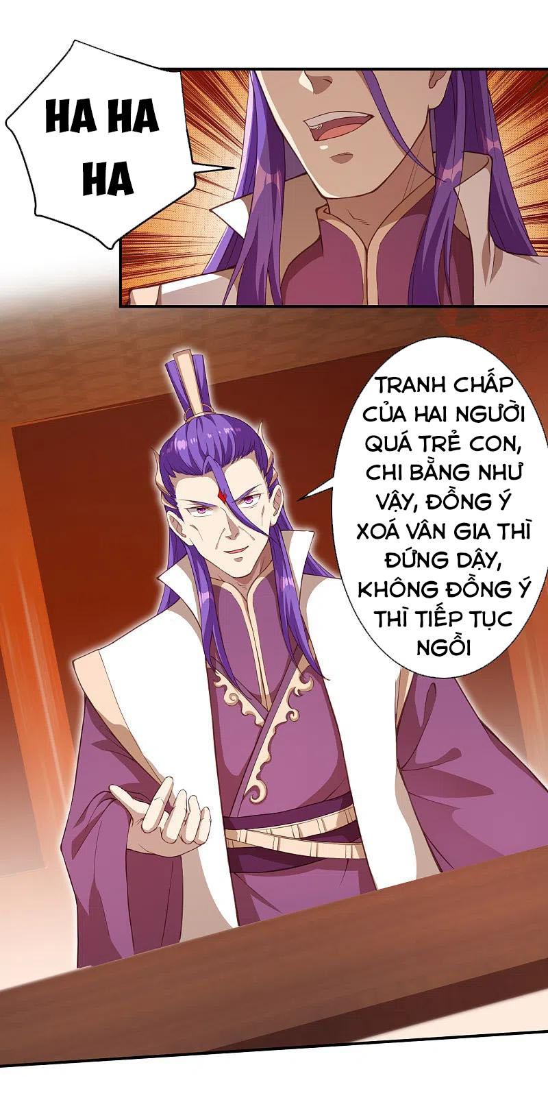Nghịch Thiên Tà Thần Chương 355 - truyenmh.com