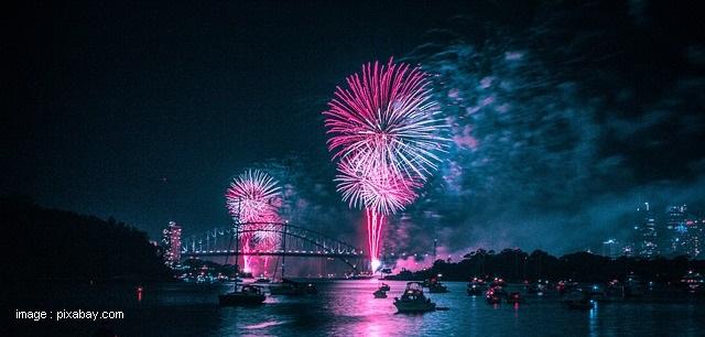 Pergantian Tahun Baru - Blog Mas Hendra