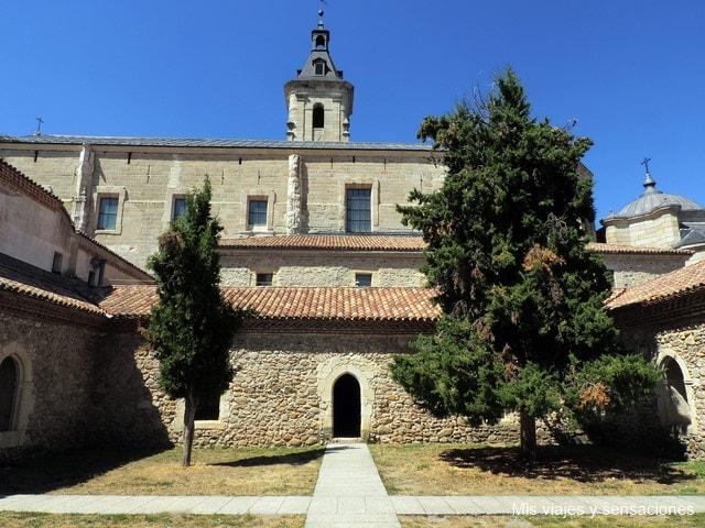 Claustro del Monasterio de El Paular, Rascafria