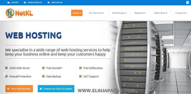 Pengalaman Beli Domain Sendiri Di NetKL