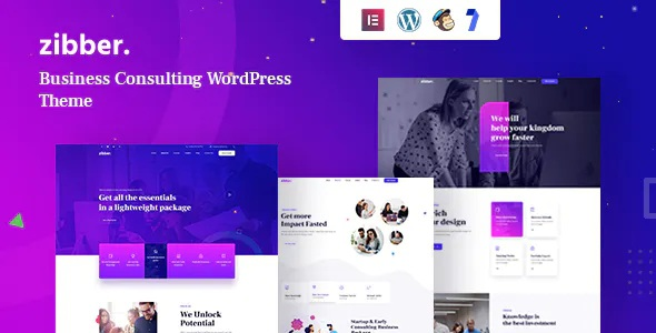 Best Business Consulting WordPress Theme