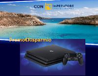 Logo Concorso ''Sonic -ParkinGO'' : vinci gratis Playstation 4 e vacanza nel Mediterraneo