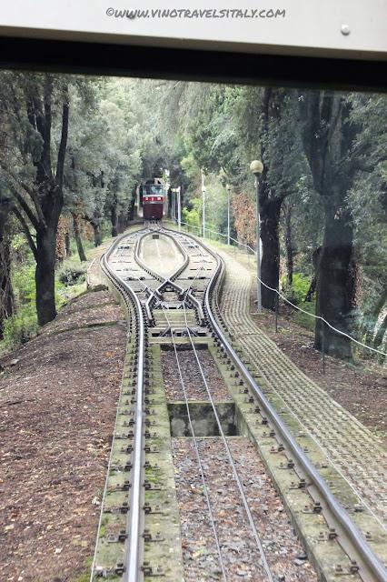 Funicular in Orvieto