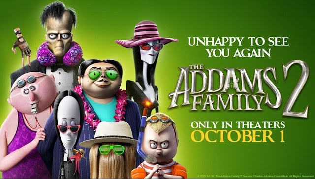 The Addams Family 2 (Trailer Film 2021) Familia Addams 2