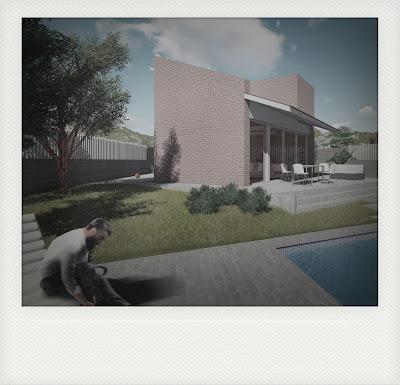 LACAL arquitectura - Vivienda Unifamiliar en Alfacar