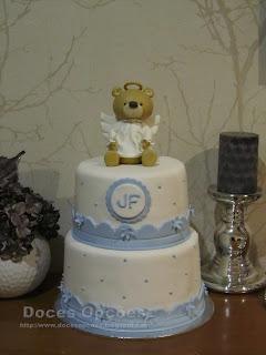 bolos batismo baptizado bragança