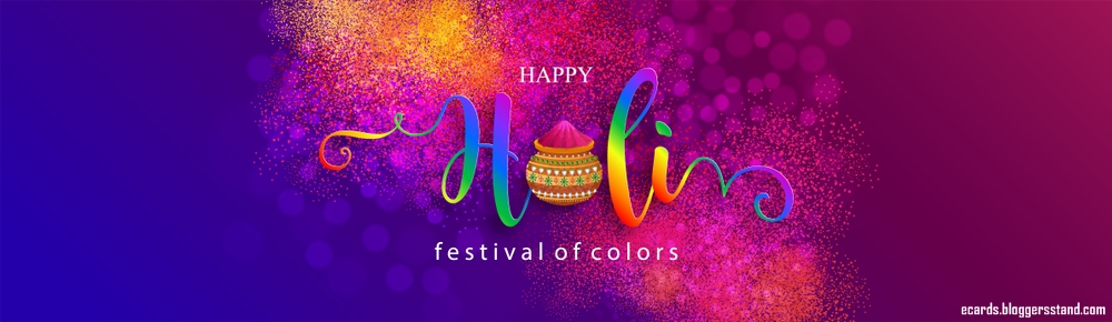 Holi Messages, Wishes, sms, images and Facebook Greetings