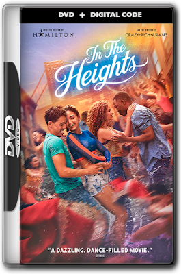 In the Heights [2021] [DVD R1] [Latino]