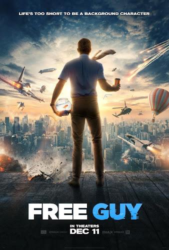 Free Guy (BRRip 720p Dual Latino / Ingles) (2021)