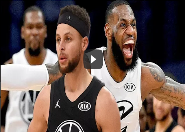Team LeBron vs Team Stephen - Full Game Highlights | February 18- 2018  NBA