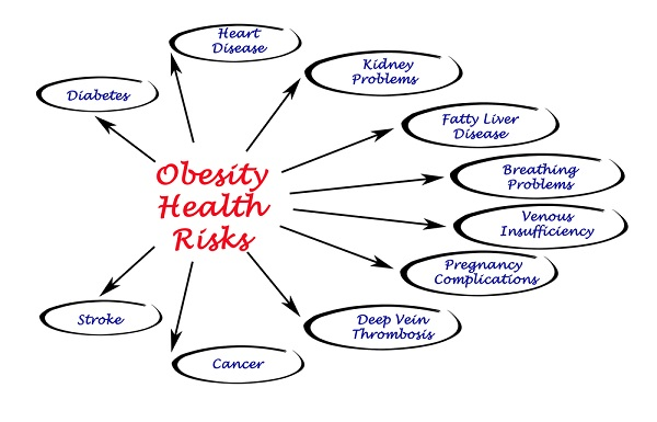 Obesity Health Risks and Serious Consequences