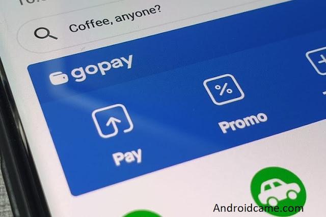 Go-Pay Saat Resmi Menjadi Pembayaran Google Play Store