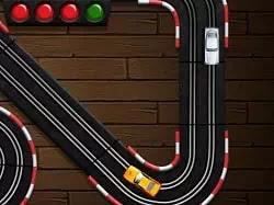 Yuvarlak Araba Yarışı - Slot Car Racing
