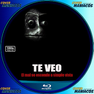 GALLETA TE VEO- I SEE YOU 2019[COVER BLU-RAY]